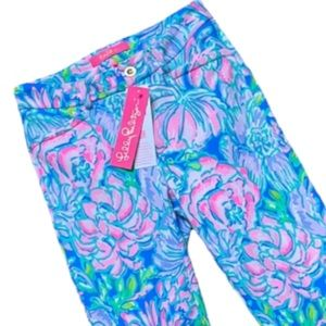 NWT LILLY PULITZER Kelly HiRise Knit Skinny Ankle